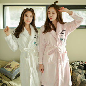Promotional Home Cotton Bathrobe / Pajama / Nightwear pictures & photos