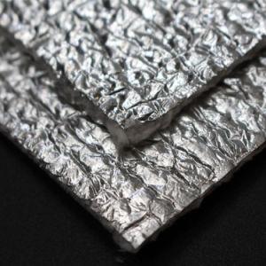 Flame Resistant Thermal Insulating Aluminum Foil Ceramic Fabric pictures & photos