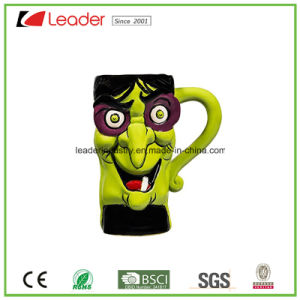 High Quality Ceramic Coffee Mug Mug with Fox Design Porcelain Mug for Promotion Gift pictures & photos