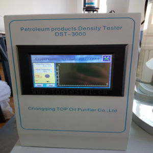 Laboratory Test Instrument Transformer Oil Lubricating Oil Density Tester (DST-3000) pictures & photos