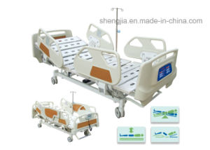 Sjb503ec Luxurious Electric Bed with Five Functions pictures & photos