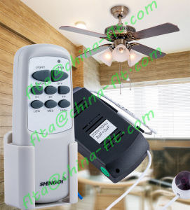 Univcersal IR Fan Lamp Remote Controller pictures & photos