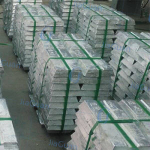 Zinc Ingot Manufacturer From China with Best Quality pictures & photos