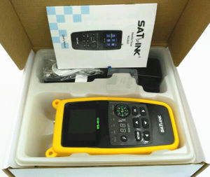 Original Satlink Ws-6933 Satellite Finder Meter pictures & photos