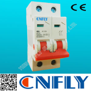 DIN Rail Isolator Switch 40A Mini Circuit Breaker
