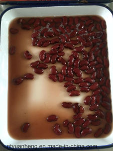 Canned Dark Red Speckled Kidney Beans for Eating pictures & photos