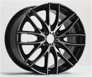 13-17 Inch Alloy Wheel with PCD 4*100/114.3, 8*100/114.3, 10*100/114.3 pictures & photos