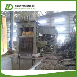 Scrap Metal Cutting Machine Q91y-500W pictures & photos