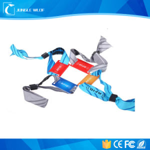 2016 Hot Sale Festival RFID Woven Wristband with Cheap Price pictures & photos