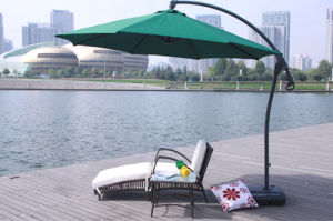 Leisure Daybed Rattan Outdoor Furniture-10 pictures & photos