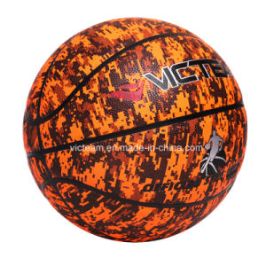 Free Sample Customized Logo Practice Basketball pictures & photos