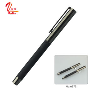 High End Metal Pen Set Touch Soft Ball Pen and Roller Pen pictures & photos
