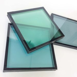 Energy Saving Tempered Double Glazing Building Glass pictures & photos
