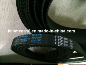 Good Quality Rubber Timing Belt for Sale Htd1104-8m-30mm pictures & photos