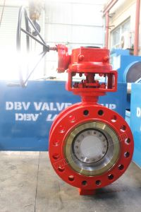 Cryogenic Valve Butterfly Valve pictures & photos