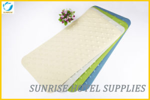 Hotel Bathroom Waterproof Anti-Slip Bathmat pictures & photos