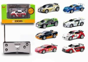 1: 58 Radio/C Car Toy with 4 Function/with Light pictures & photos