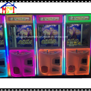 Toy Catcher Slot Game Machine for Supermarket and Shopping Mall pictures & photos