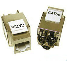 Ce Certificate Shielded Cat5e Keystone pictures & photos