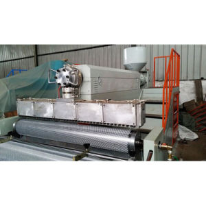 Tow Layer of Polyethylene Air Bubble Film Production Equipment pictures & photos