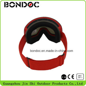 Big Lens Ski Goggles with Air Ventilation Holes pictures & photos