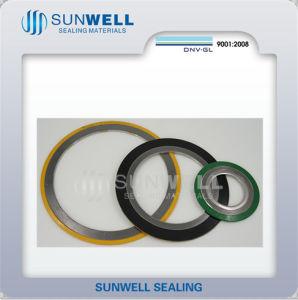 2205/2507 Duplex Stainless Steel Spiral Wound Gasket (SUNWELL SEALS GASKET) pictures & photos