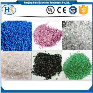 PP PE ABS EVA+Pigment Color Masterbatch Plastic Granule Making Machine pictures & photos