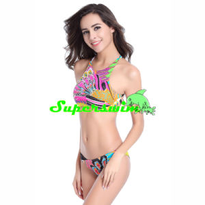 Printed Sexy Tankini for Women pictures & photos