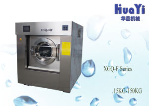 Hotel Used Commercial Laundry Machines with Washing Machine 15kg-150kg pictures & photos