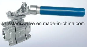 3PC Type Ball Valve with Internal Thread. 1 (full ball) pictures & photos