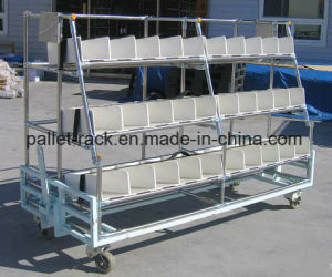 Movable Pipe Flow Racks pictures & photos