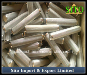 Stainless Steel Cartridge Filter/Wire Mesh Cylinder pictures & photos