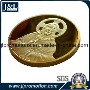 Die Casting Zinc Alloy Mirror Metal Coin pictures & photos