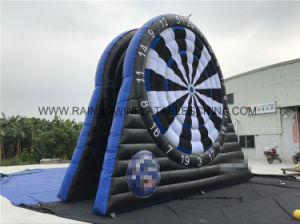Hot Sale Outdoor Inflatable Football Dart Board Games for Sale Sport Games pictures & photos