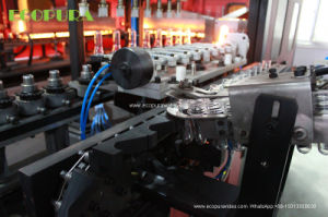 Automatic Pet Stretch Blow Molding Machine / Blowing Mould Machine 4 Cavities pictures & photos