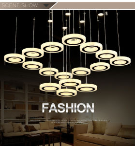 Popular Factory Price Modern LED Pendant Light with Ce RoHS pictures & photos