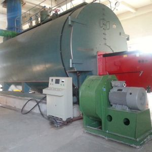 10t/H-1.0MPa Steam Boiler with Heavy Oil Burner pictures & photos