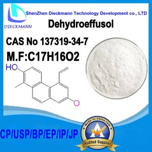 Dehydroeffusol CAS No 137319-34-7 for Anti-cancer active ingredient pictures & photos