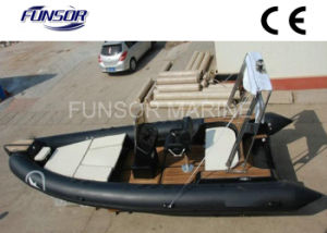 New Arrival 7.3m Rib Inflatable Boat pictures & photos