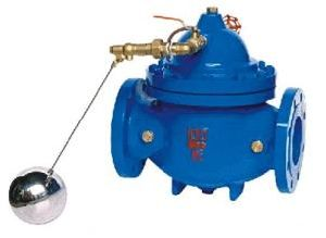 100X Remote Control Float Ball Valve pictures & photos