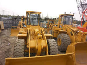 Used Cat Front Wheel Loader 966e (Cat 966E Wheel Loader) pictures & photos