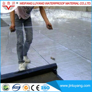 China Supply Cheap Price Self Adhesive Bitumen Waterproof Roofing Membrane