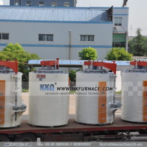 Gas Nitriding Pit Type Furnace pictures & photos