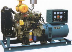 25kw Huafeng Weifang Chinese Diesel Generator Open Type pictures & photos