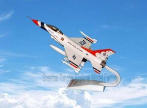F-16 Thundrebids Air Force Military Model pictures & photos