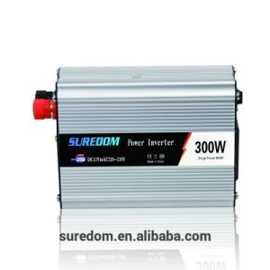 High Efficiency 300W Car Power Inverter for Laptop, Fan, TV pictures & photos
