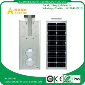 New 25W All in One Solar LED Lamp Street Light with PIR Sensor pictures & photos