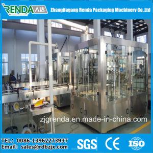 Plastic Bottle Carbonated Soft Beverage Washing Filling Capping pictures & photos