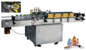 Cold Glue Paster Machine for Flat Bottle pictures & photos