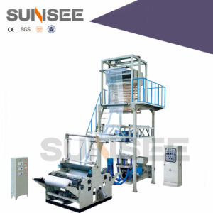 High Speed HDPE/LDPE Rotary Head Film Blowing Machine (professional) pictures & photos